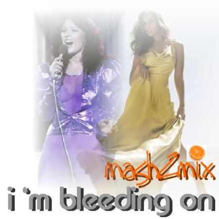 bleeding on